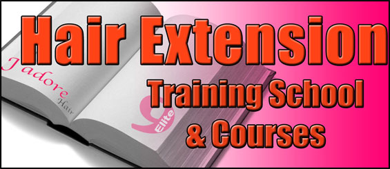 Hair Extension Training School Course