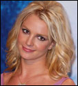 Britney Spears  Lace Wig