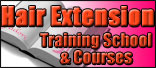 Hair Extensions Training School Courses