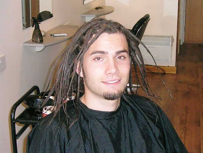 Dread Extensions for Short Hair