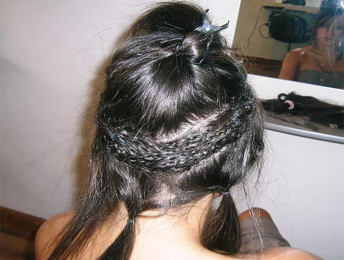 Weave Hair Extensions