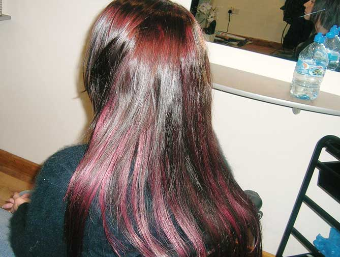 extensions thermal bonding alexies hair extentions