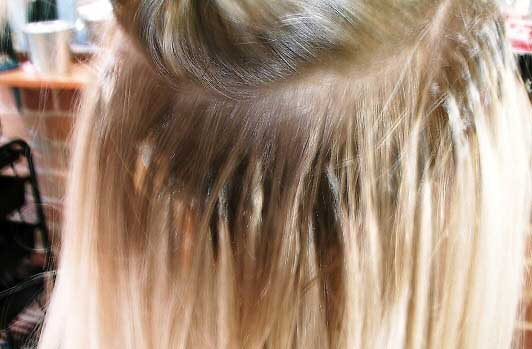 ... hair sciencegroups in the UK has called for a ban on hair extensions