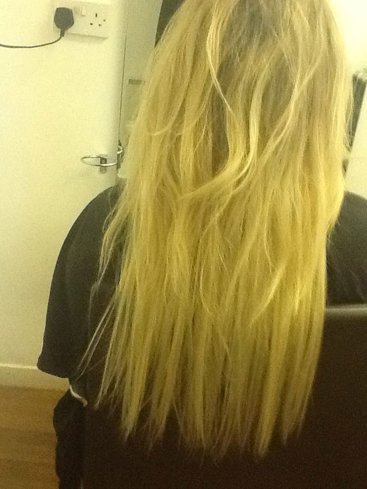 Hair Extension Uk Tape On And Off Extensions